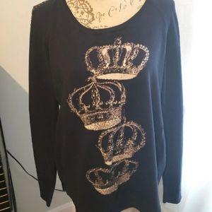 Rock & Republic M crown Sweater